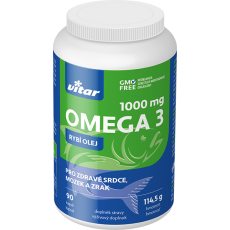 Vitar Omega 3 1000 mg