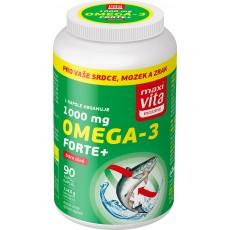 MaxiVita Exclusive Omega 3 forte+