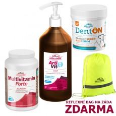 Podzimní vitaminový balíček pro psy a kočky XXL