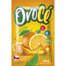 OvoCé Nápoj v prášku - pomeranč