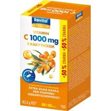 Revital Vitamin C 1000 mg s rakytníkem