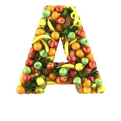 a-vitamin, hatása a látásra)