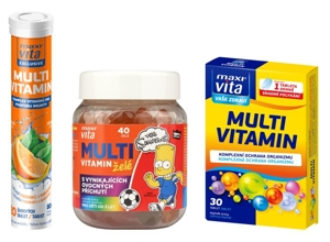 Multivitaminy
