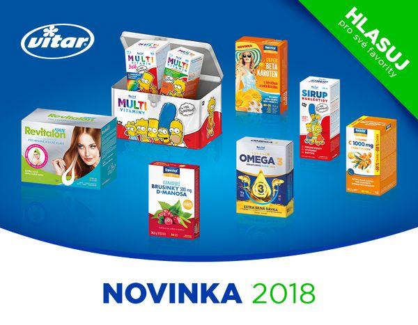 VITAR produkt roku_lékárny