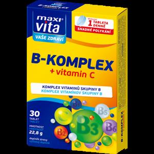 MaxiVita B-komplex
