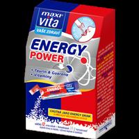 MaxiVita Energy Power_stick-pack