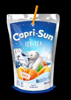 Capri-Sun Ice Tea Peach