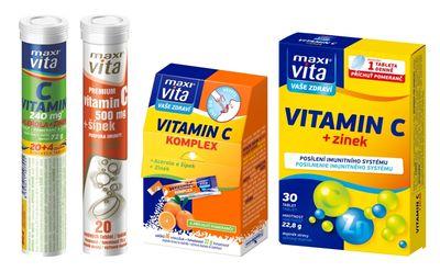 Vitaminy pro podporu imunity