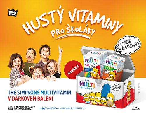 Vitaminy The Simpsons