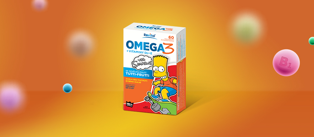 The Simpsons Omega 3