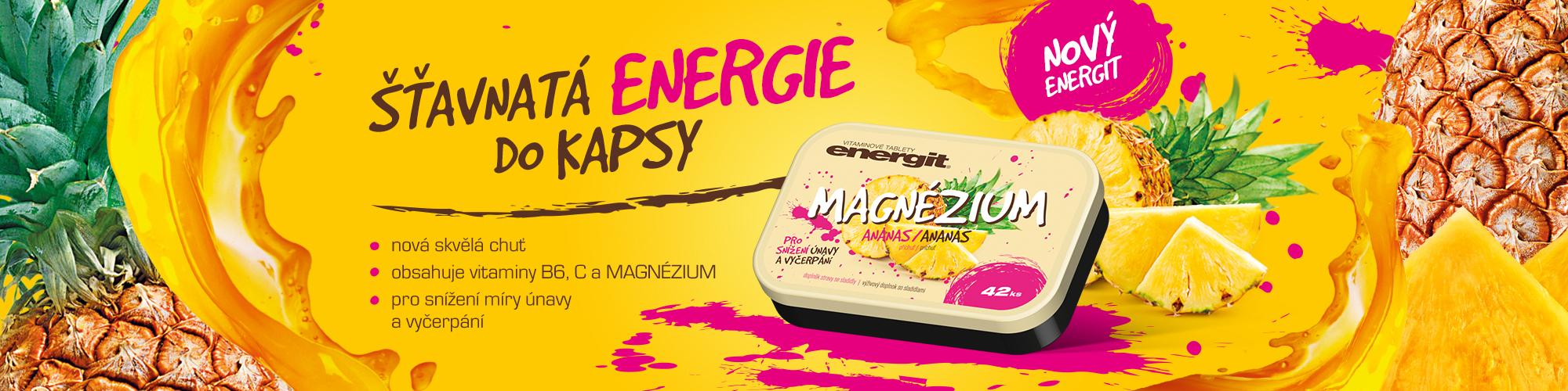 Energit Magnézium