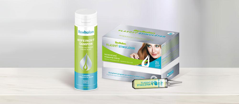 Revitalon vlasová kosmetika - pro krásné a silné vlasy