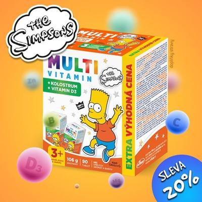 Vitaminy The Simpsons