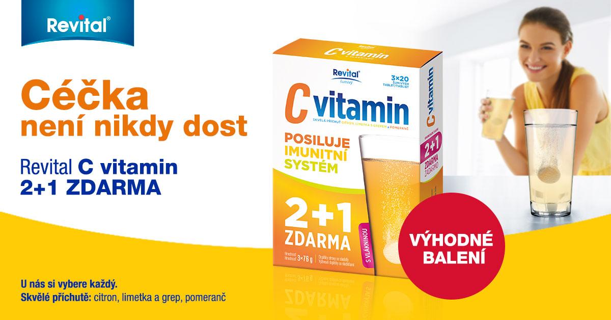 Revital C vitamin