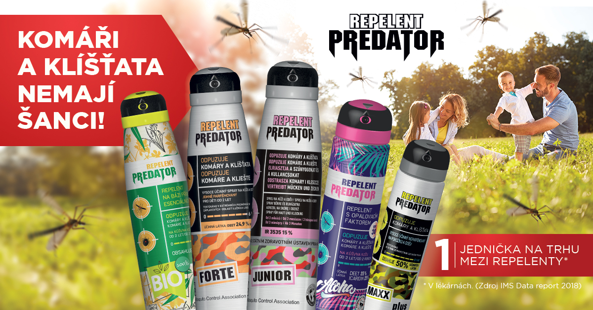 Predator Repelent