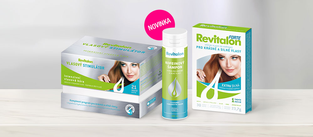 Revitalon_produkty pro krásné a silné vlasy