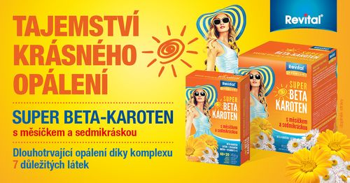 Revital Super beta-karoten