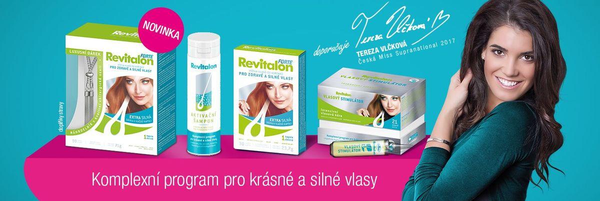 Revitalon - komplexní péče pro vaše vlasy