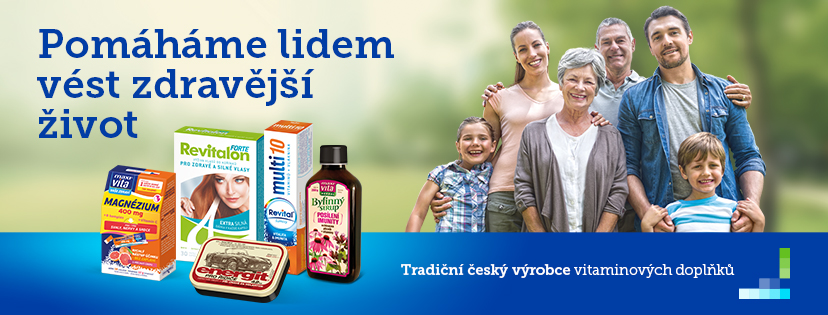 VITAR - tradiční český výrobce vitaminových doplňků