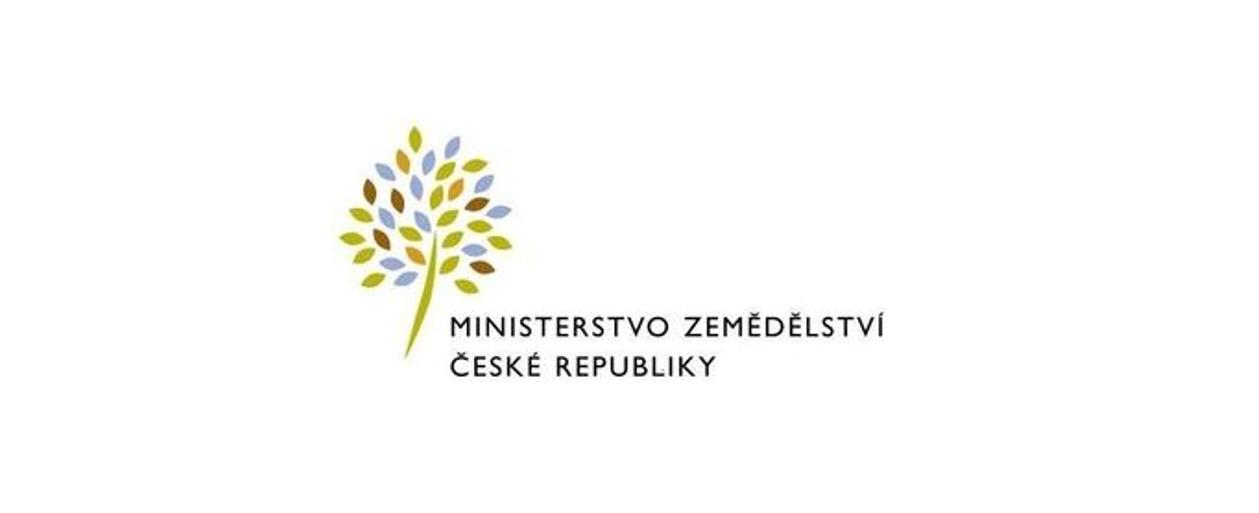 Ministerstvo zemědělství_logo