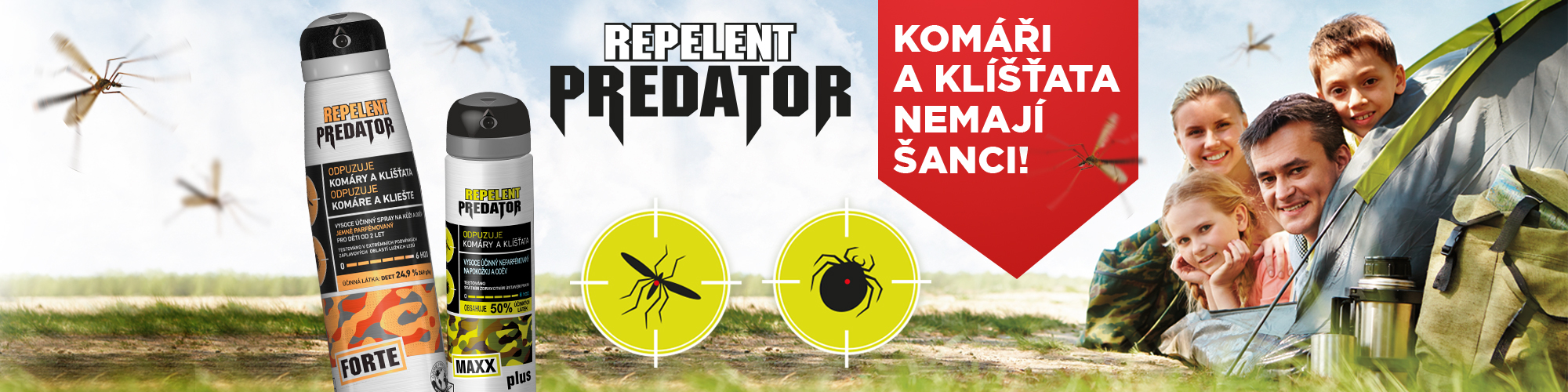 Predator repelenty