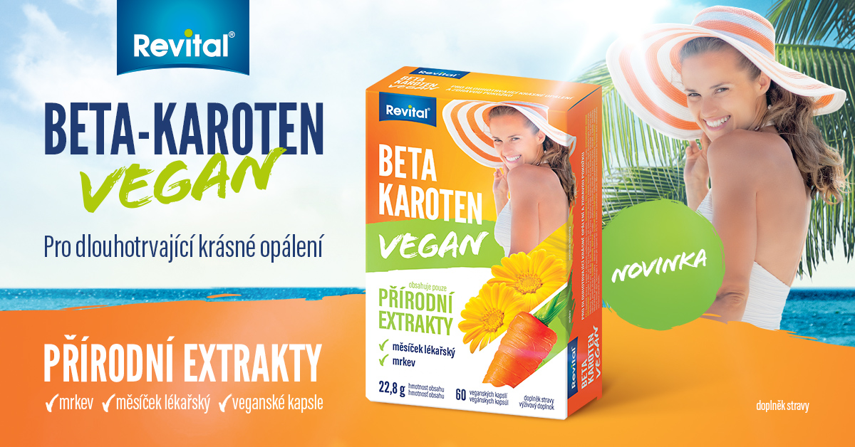 Revital Beta-karoten Vegan