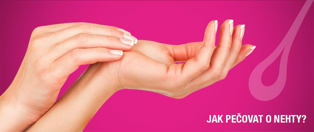Jak pečovat o nehty