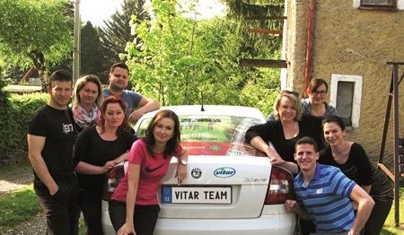 VITAR team - lékárny